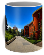 Murrow Hall - Washington State University Coffee Mug