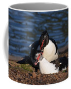 Muscovy Love Coffee Mug
