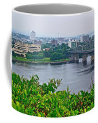 Museum Of Civilization Across The Ottawa River In Gatineau-qc Coffee Mug