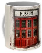 Museum Coffee Mug by Priska Wettstein