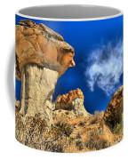 Mushroom Garden Coffee Mug