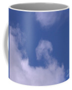 Mushroom In The Clouds Coffee Mug