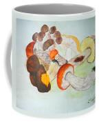 Mushrooms Time Coffee Mug