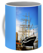 Mushulu At Penns Landing Coffee Mug
