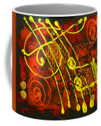 Music 3 Coffee Mug