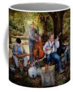 Music Band - The Bands Back Together Again  Coffee Mug by Mike Savad