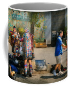 Music - Mummers Preperation Coffee Mug by Mike Savad