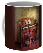 Music - Organist - Playing The Songs Of The Gospel  Coffee Mug