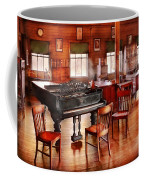 Music - Piano - The Grand Piano Coffee Mug