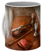 Music - Violin - A Sound Investment  Coffee Mug