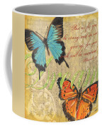 Musical Butterflies 1 Coffee Mug