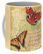 Musical Butterflies 4 Coffee Mug