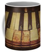 Musical Fingerprints Coffee Mug