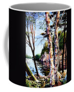 Muskoka Reflections Coffee Mug