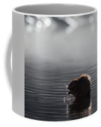 Muskrat Square Coffee Mug