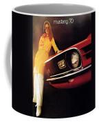 Mustang '70 Coffee Mug