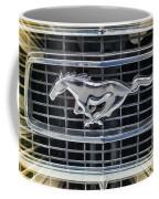 Mustang Emblem Coffee Mug