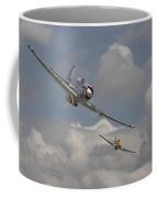 Mustang Pair Coffee Mug by Pat Speirs