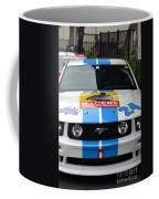 Mustang Race Car Coffee Mug