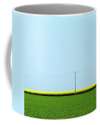 Mustard Sandwich Coffee Mug by Dave Bowman