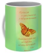 Mustard Seed Faith Coffee Mug