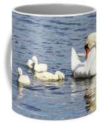 Mute Swans Coffee Mug