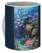 Mutton Reef Re002 Coffee Mug by Carey Chen