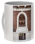 Mutual Aid Historic Bluilding Coffee Mug