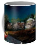 My Dream House Coffee Mug by Gunter Nezhoda