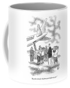 My Entire Vision For The Future Passed Coffee Mug