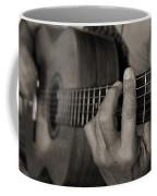 My Father's Hands By Diana Sainz Coffee Mug