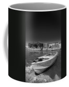 My Front Yard Black And White Coffee Mug