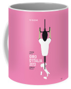 My Giro D'italia Minimal Poster Coffee Mug by Chungkong Art