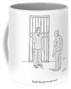 My Judge Was Super Nice Coffee Mug