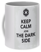 My Keep Calm Star Wars - Galactic Empire-poster Coffee Mug