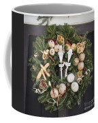 My Lady And His Lordship Wreath Coffee Mug