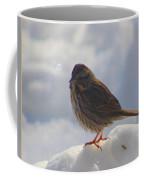 My Little Sparrow Coffee Mug