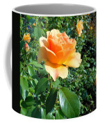 My Love Is Like A Rose Coffee Mug by Kay Gilley