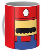 My Mariobros Fig 01 Minimal Poster Coffee Mug by Chungkong Art