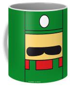 My Mariobros Fig 02 Minimal Poster Coffee Mug by Chungkong Art