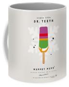 My Muppet Ice Pop - Dr Teeth Coffee Mug by Chungkong Art