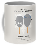 My Muppet Ice Pop - Statler And Waldorf Coffee Mug by Chungkong Art