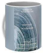 My Niagara Falls And Niagara River Book Coffee Mug