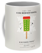 My Nintendo Ice Pop - King Bowser Coffee Mug
