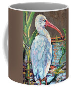 My One And Only Egret Coffee Mug