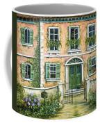 My Pink Italian Villa Coffee Mug
