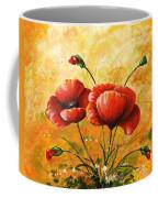 My Poppies 047 Coffee Mug