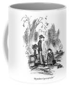 My Problem Is I Grew Up Too Fast Coffee Mug
