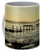 My Sea Of Ruins II Coffee Mug by Marco Oliveira