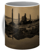 My Sea Of Ruins IIi Coffee Mug by Marco Oliveira